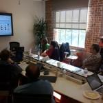 Visit to Mozilla Work Week