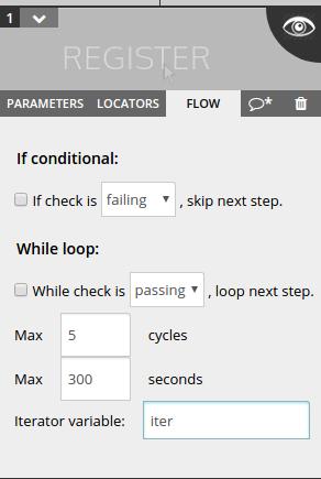 Loop step